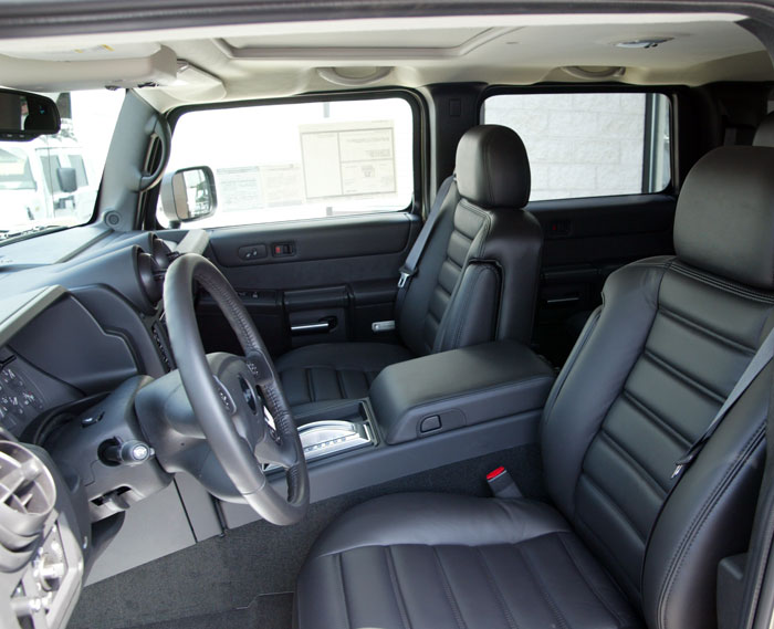 Hummer H2 Changes For 2005 And Buying Guide