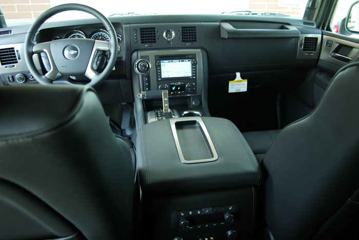 Hummer H2 Changes For 2008