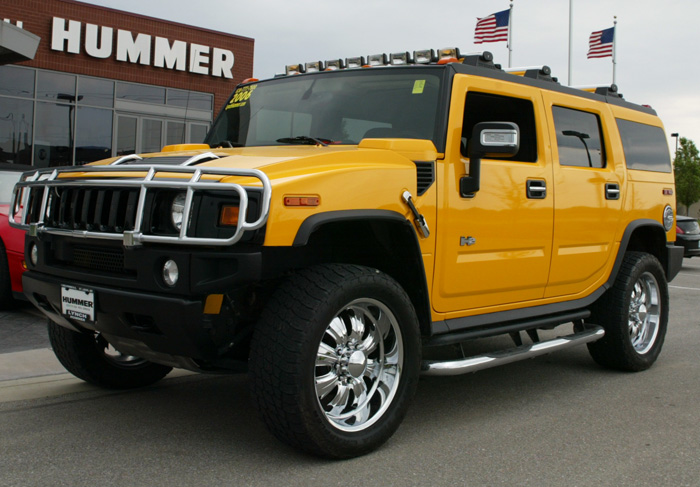 Used 2006 White Hummer H2 SUT
