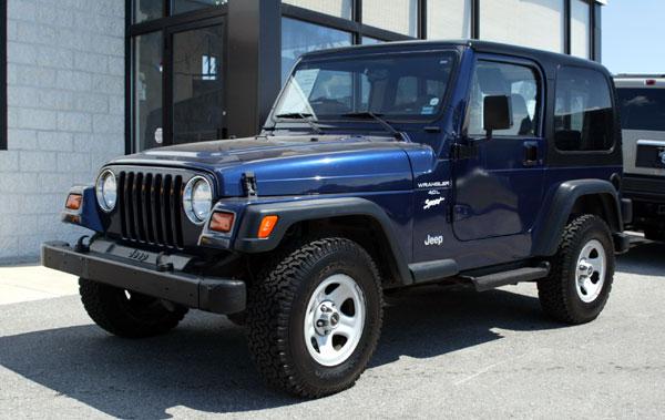 U0026 39 97 Jeep Wrangler   Lynch Hummer